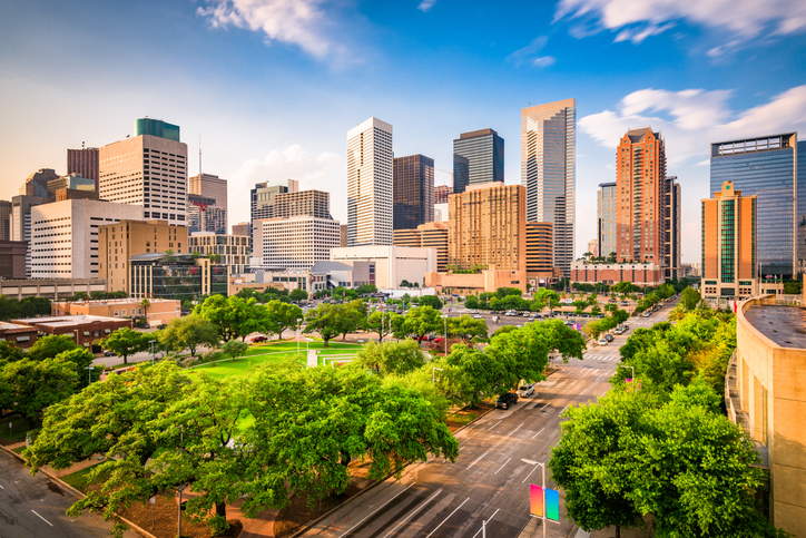 Houston, Texas,
